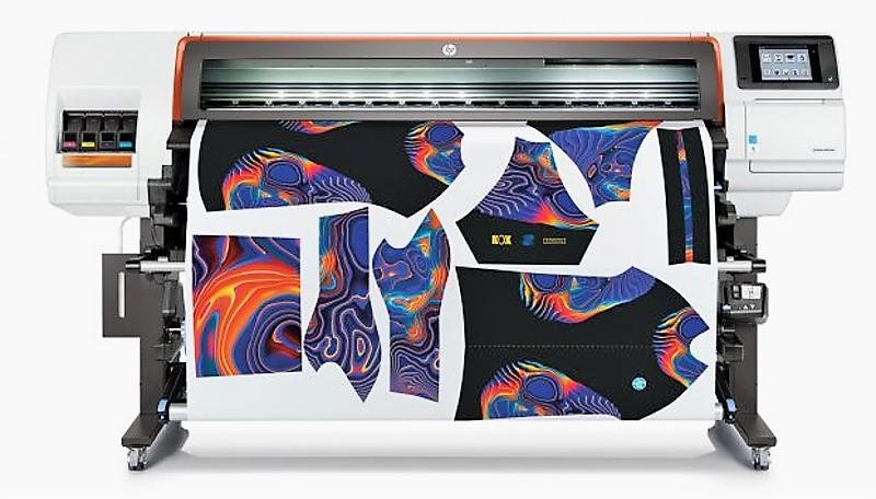 hp stitch S1000 MCA