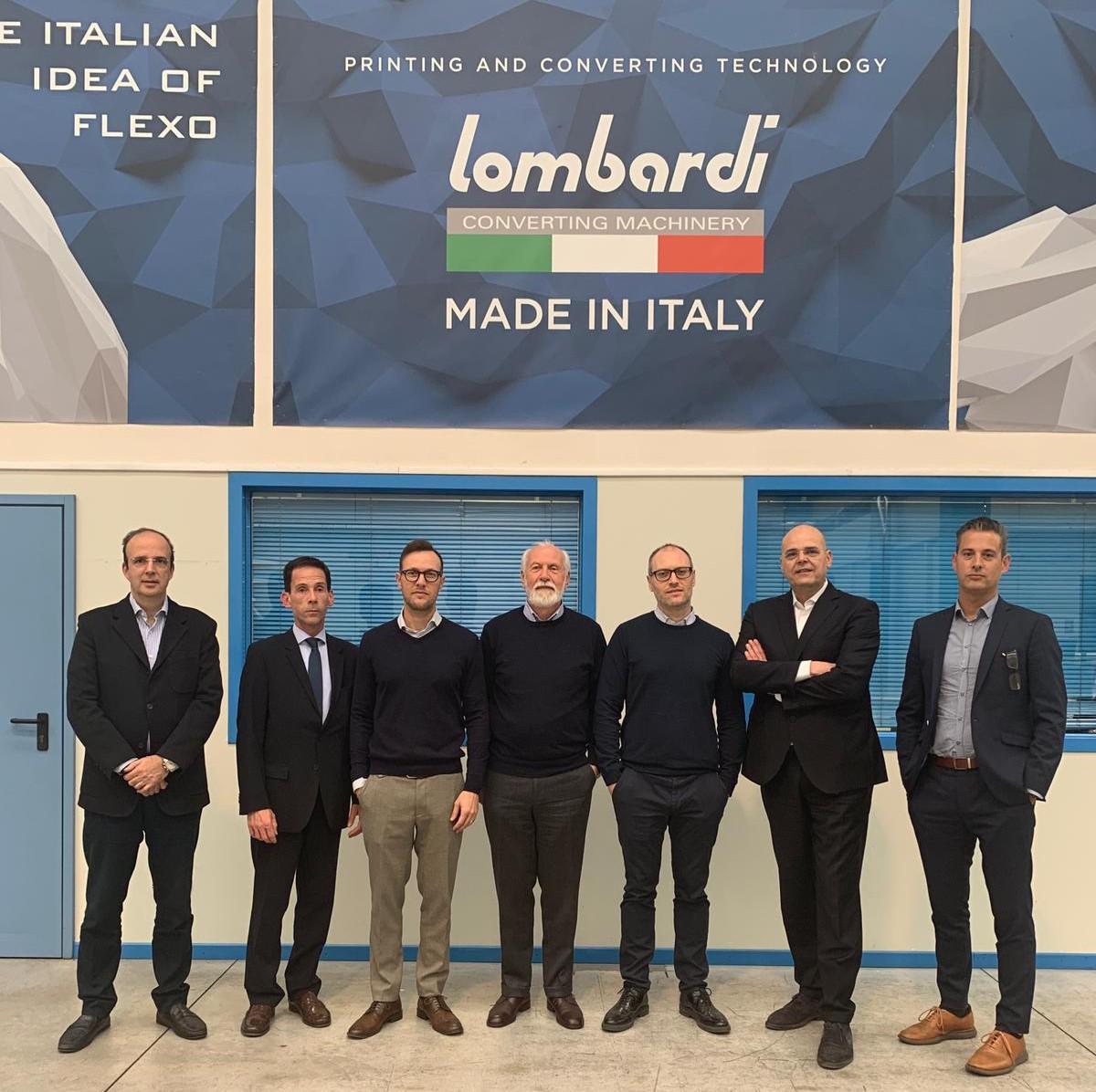 Lombardi consolida la sua presenza strutturale in Spagna