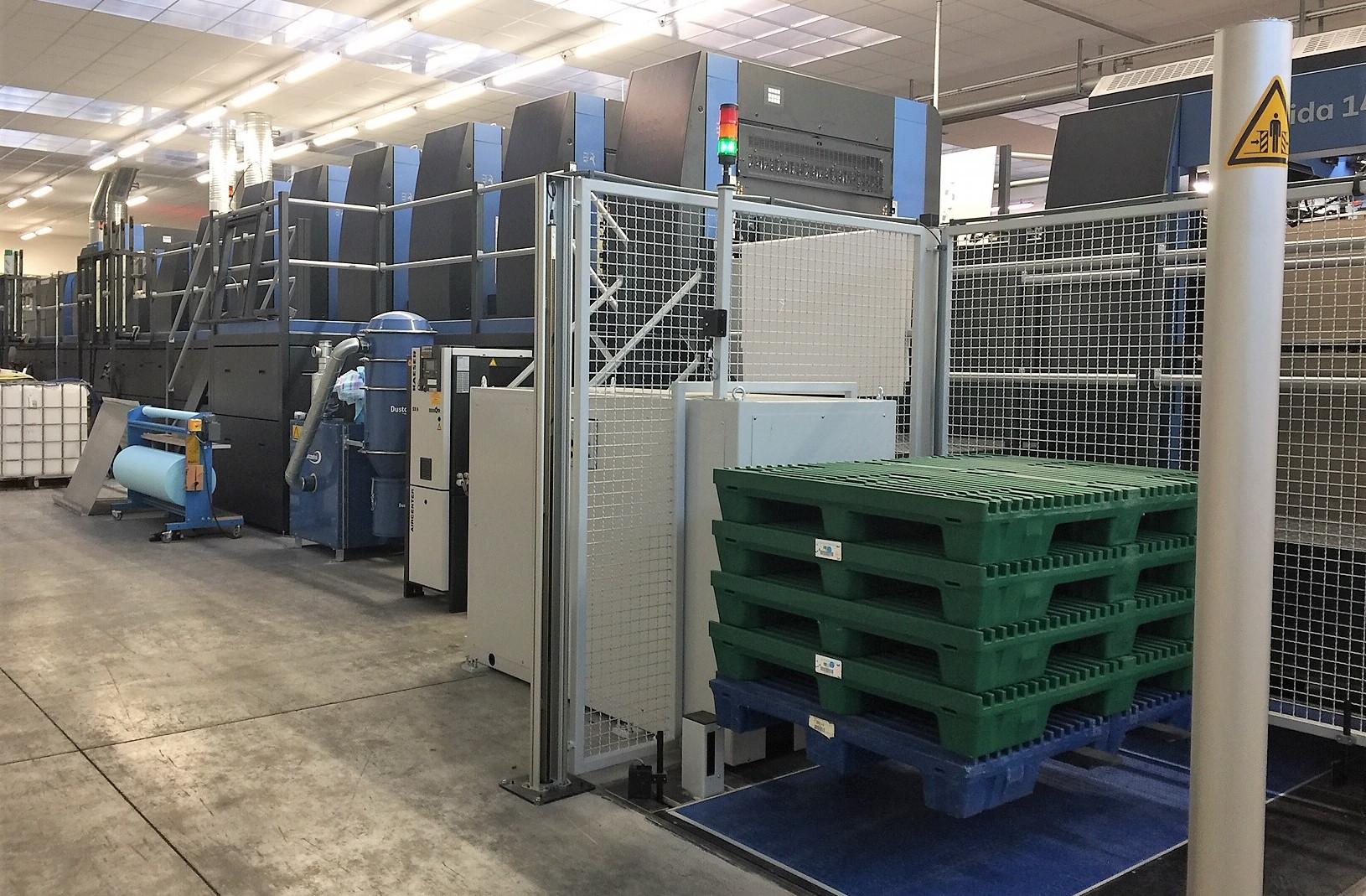AG Turini implementa la produttività del packaging alimentare