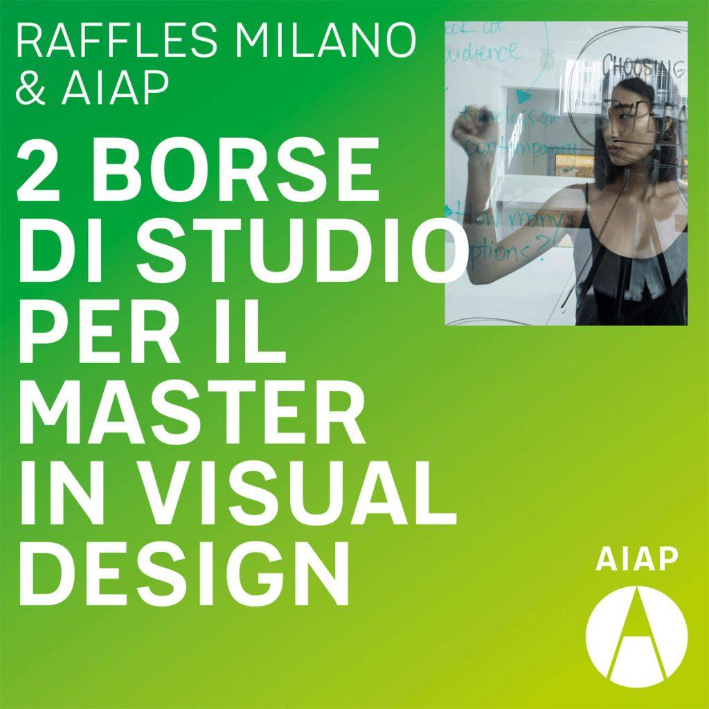 AIAP e Raffles Milano