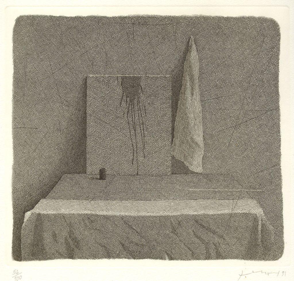 Gianfranco Ferroni - Composizione 1991