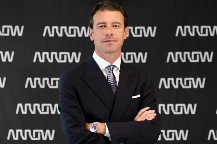 Michele Puccio Sales Director di Arrow Italia