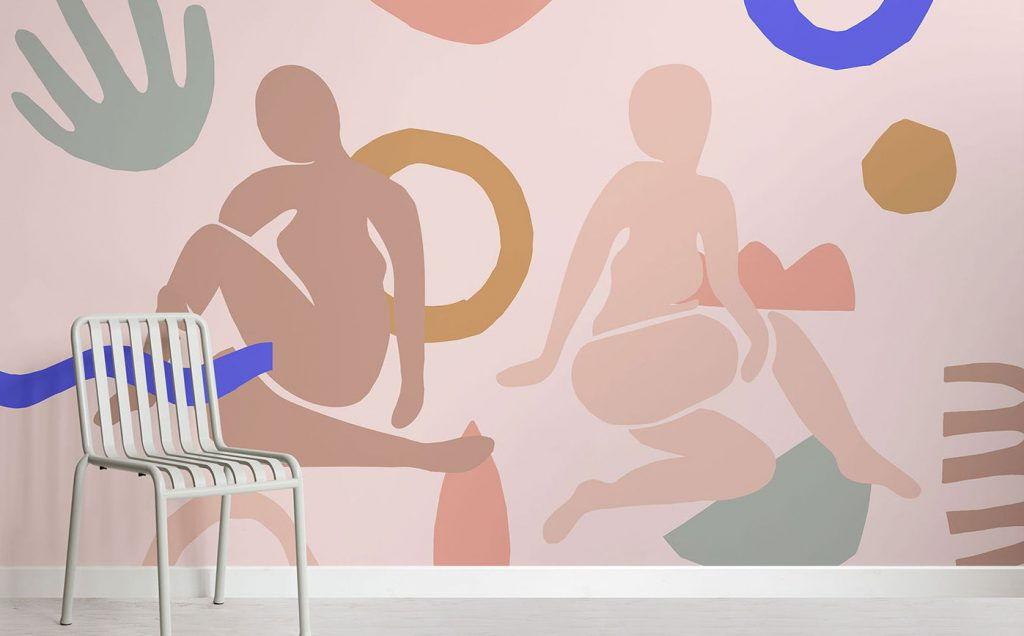 Matisse Wall paper