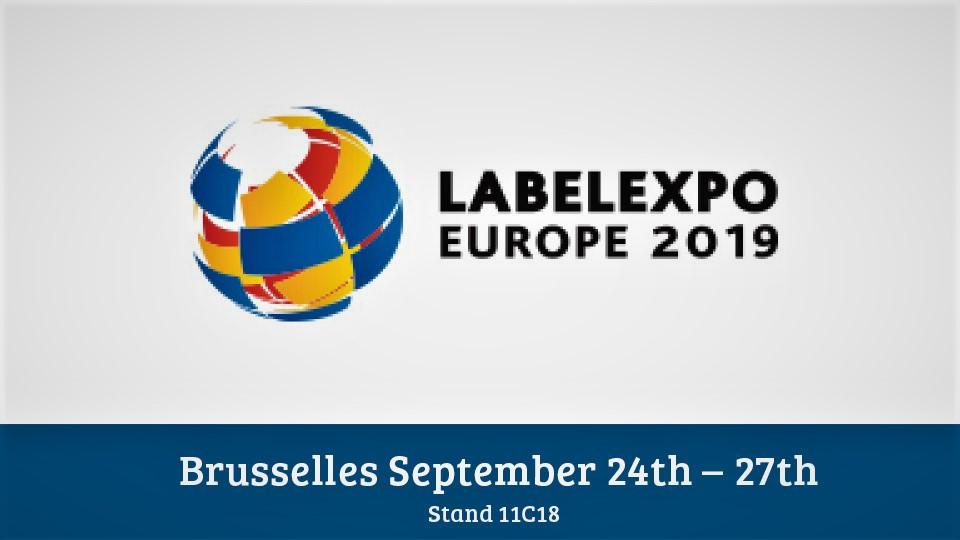 La produzione italiana al Labelexpo 2019