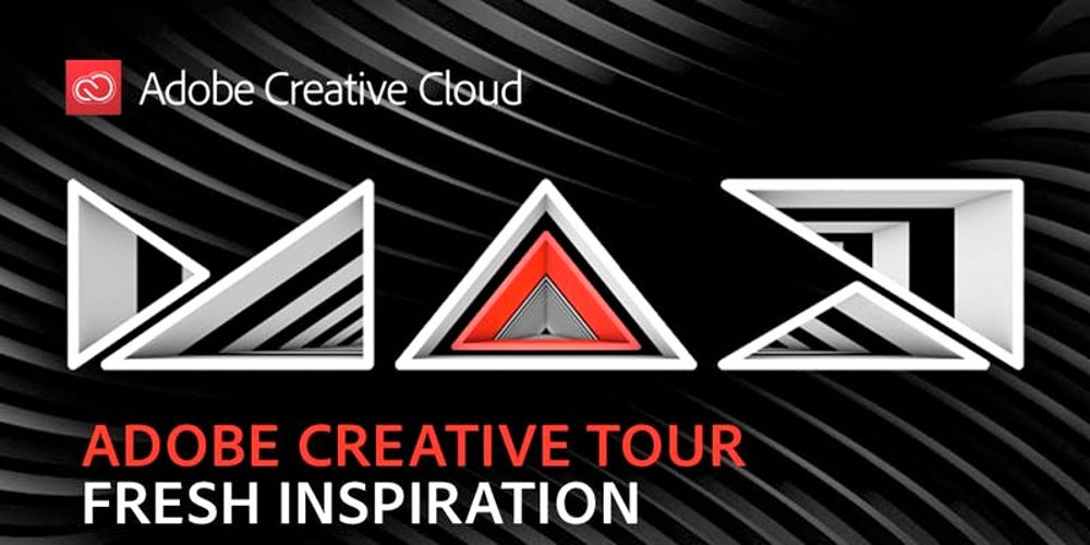 Adobe Creative Tour