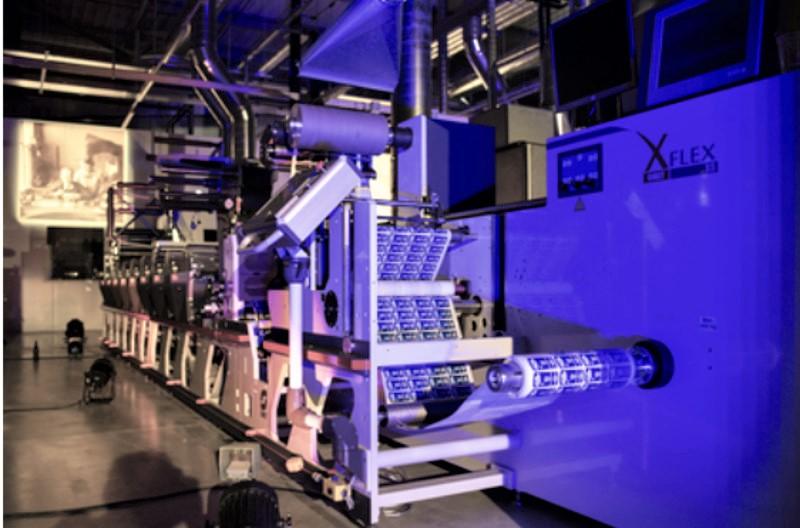 In Francia due linee OMET per etichette nell'agroalimentare e cosmetica