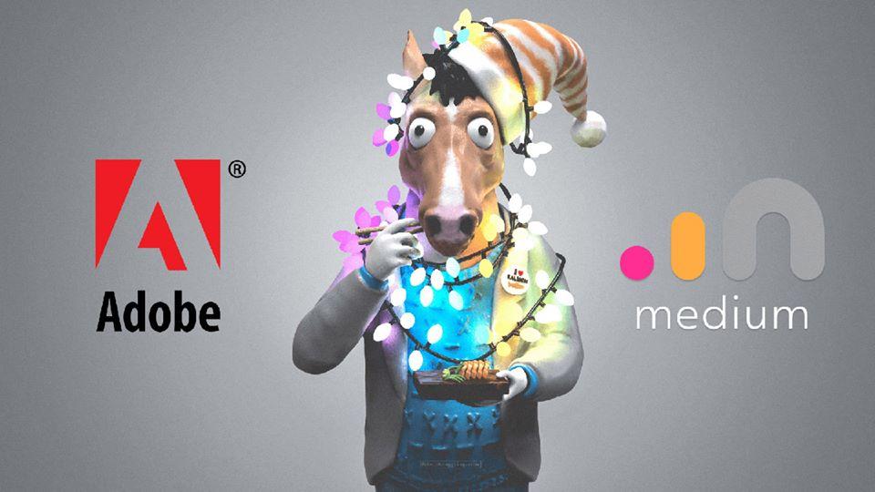 Adobe realtà aumentata