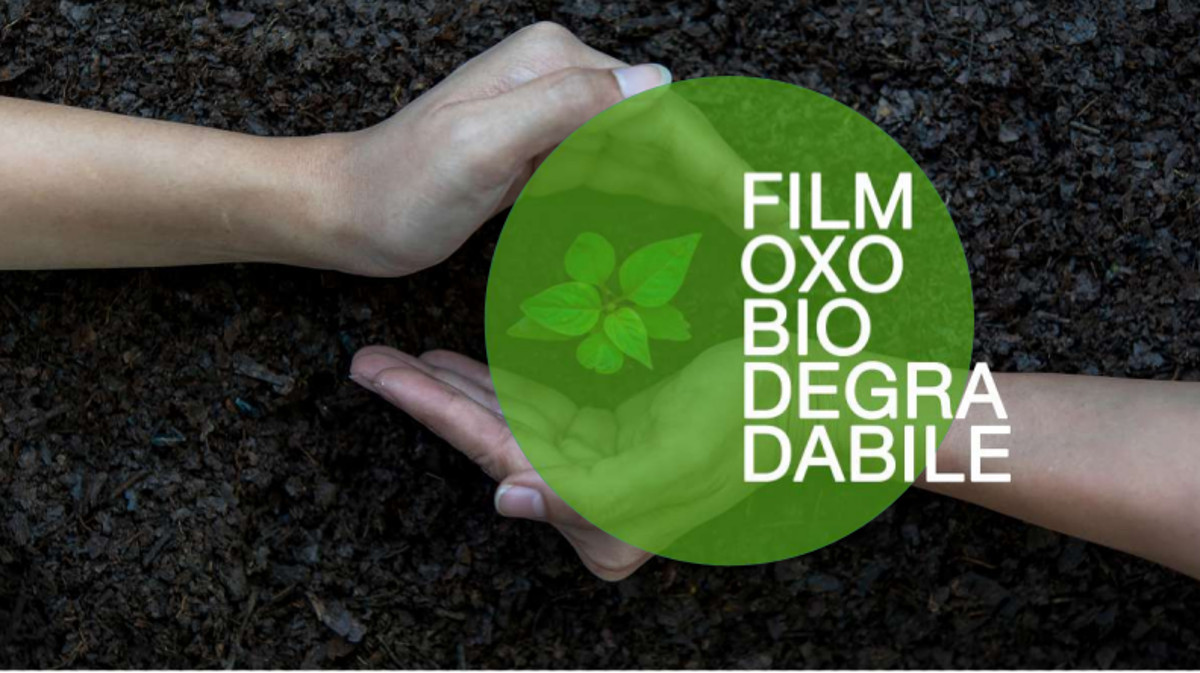 MagData, film oxobiodegradabile