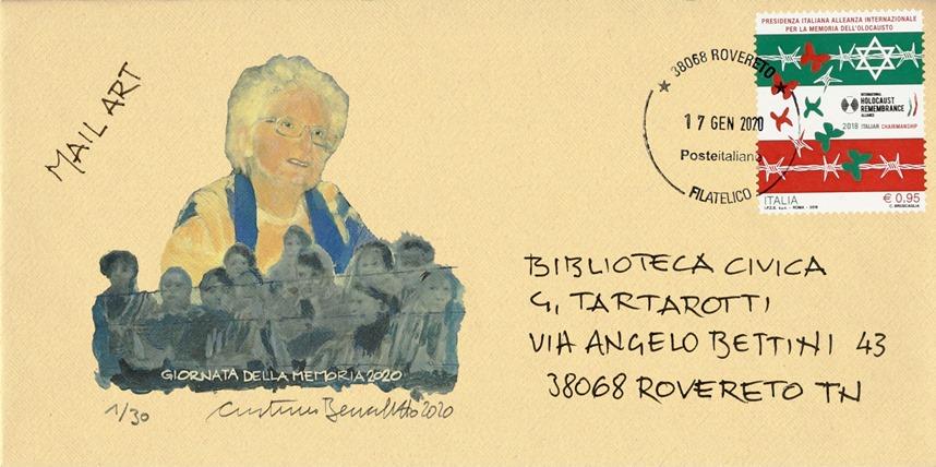 Mail Art per la Memoria