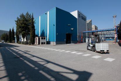 Il sito produttivo BASF di Castellbisbal