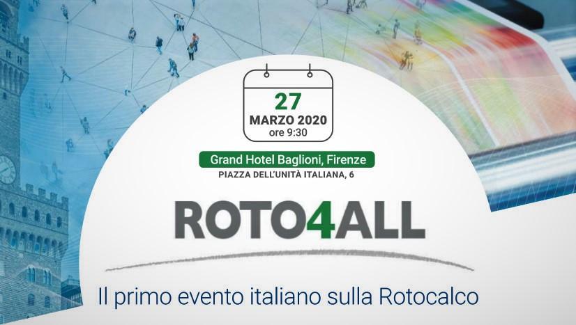 Rotocalco – ecco il primo evento italiano esclusivo