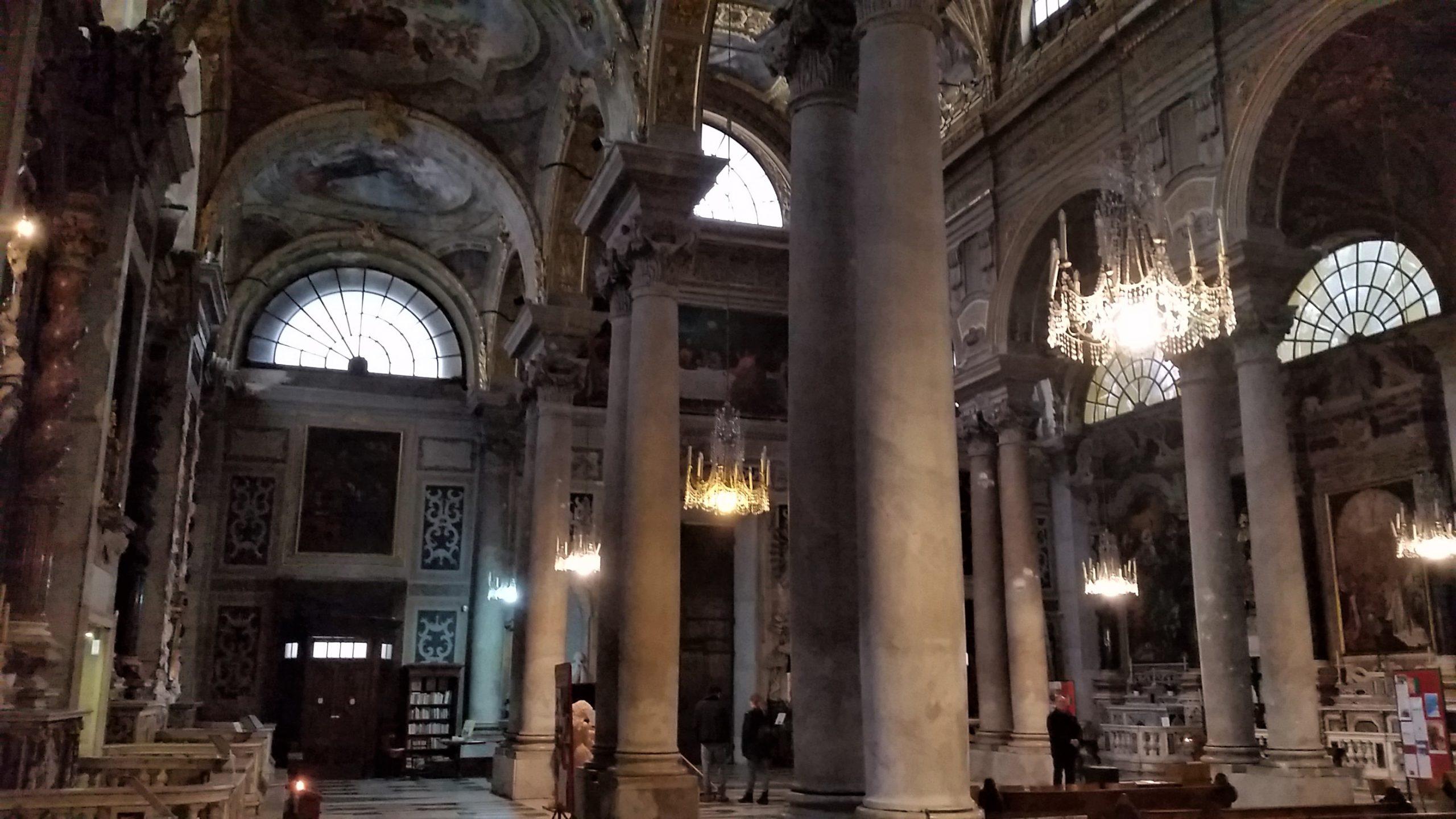 S. Maria delle Vigne Navata