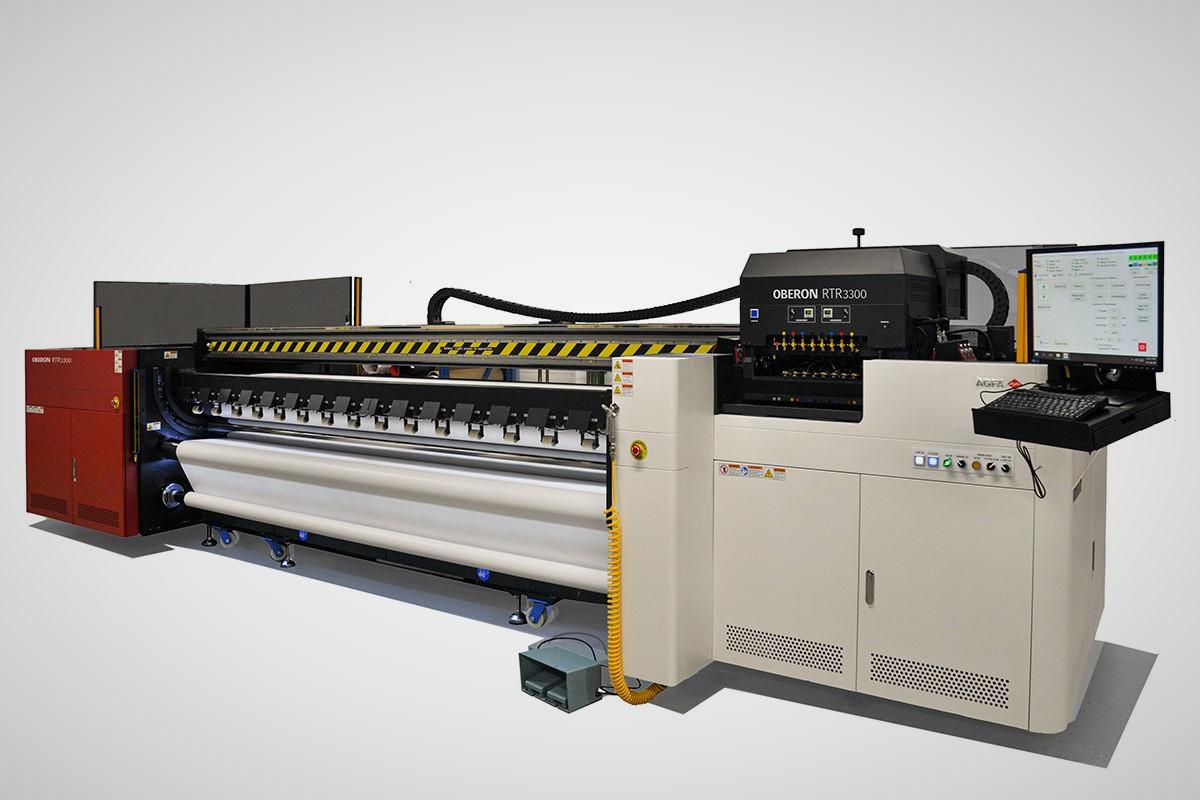 Agfa presenta Oberon RTR3300