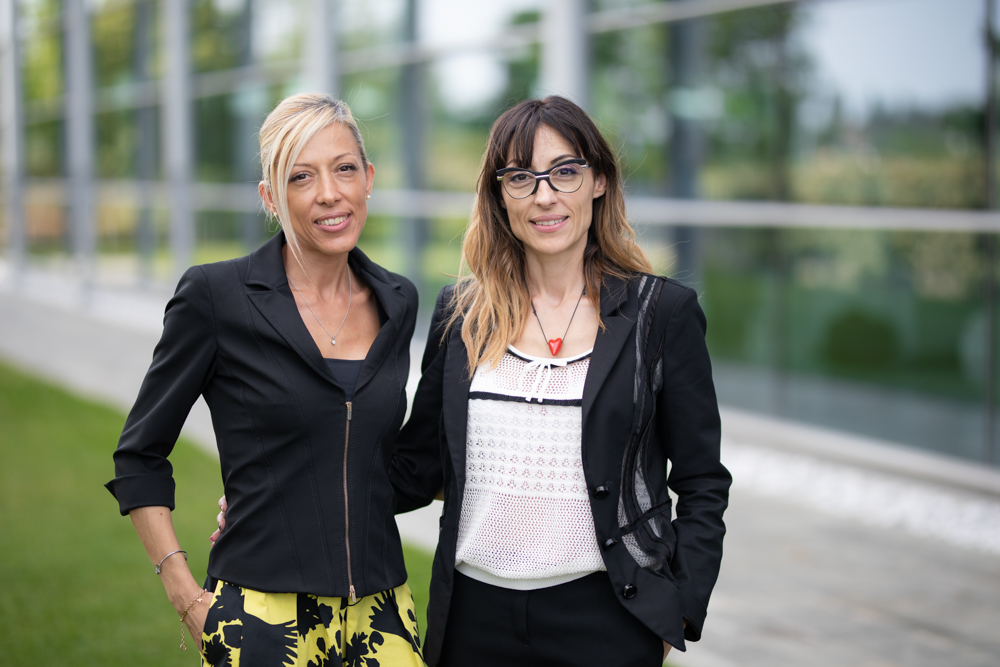 Chiara e Annalisa Prati