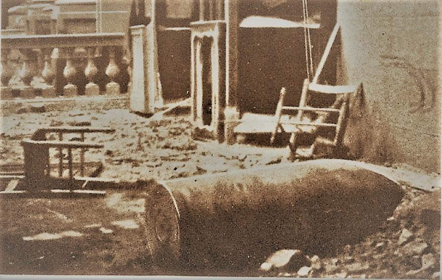 bomba in san lorenzo