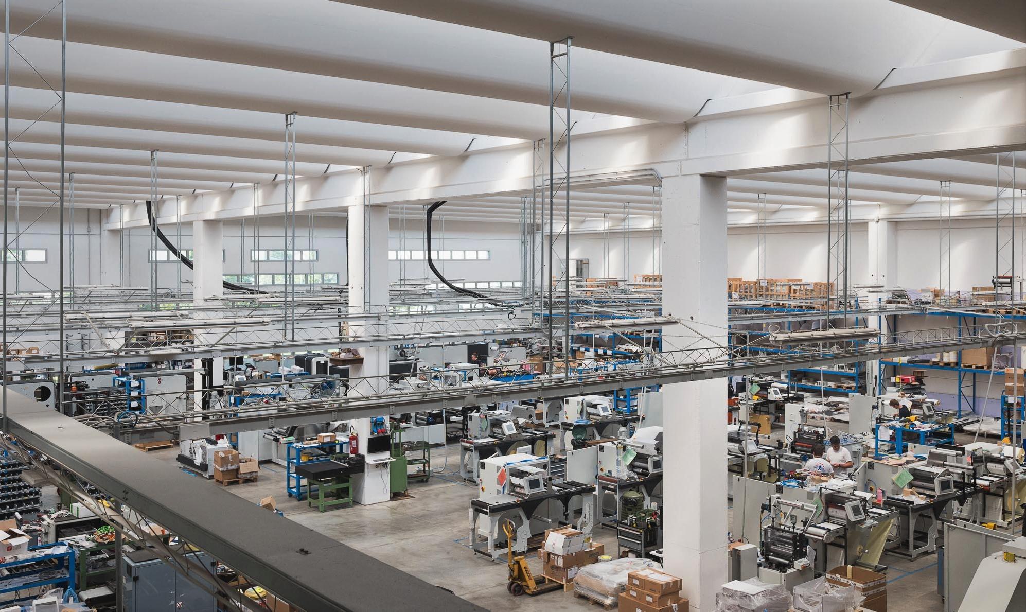 Controllo e finitura etichette in ottica Industry 4.0