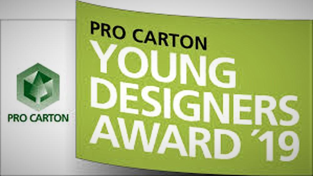 Pro Carton per giovani talenti nel packaging design
