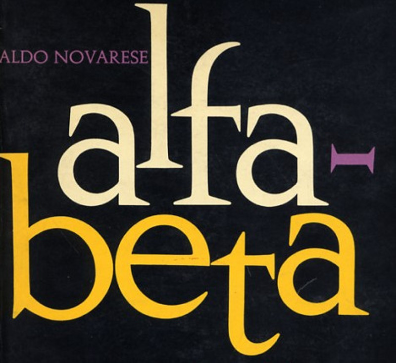 Aldo Novarese Type designer Monferrino a cento anni dalla nascita