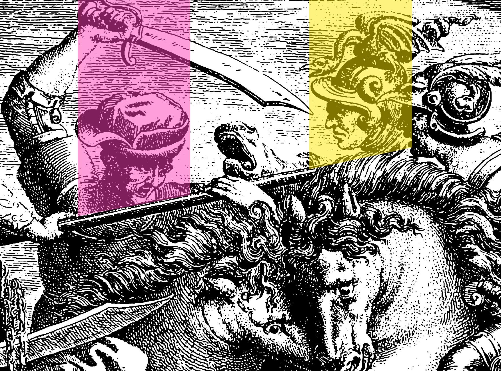 La battaglia di Anghiari alla Tipografia Grifani Donati