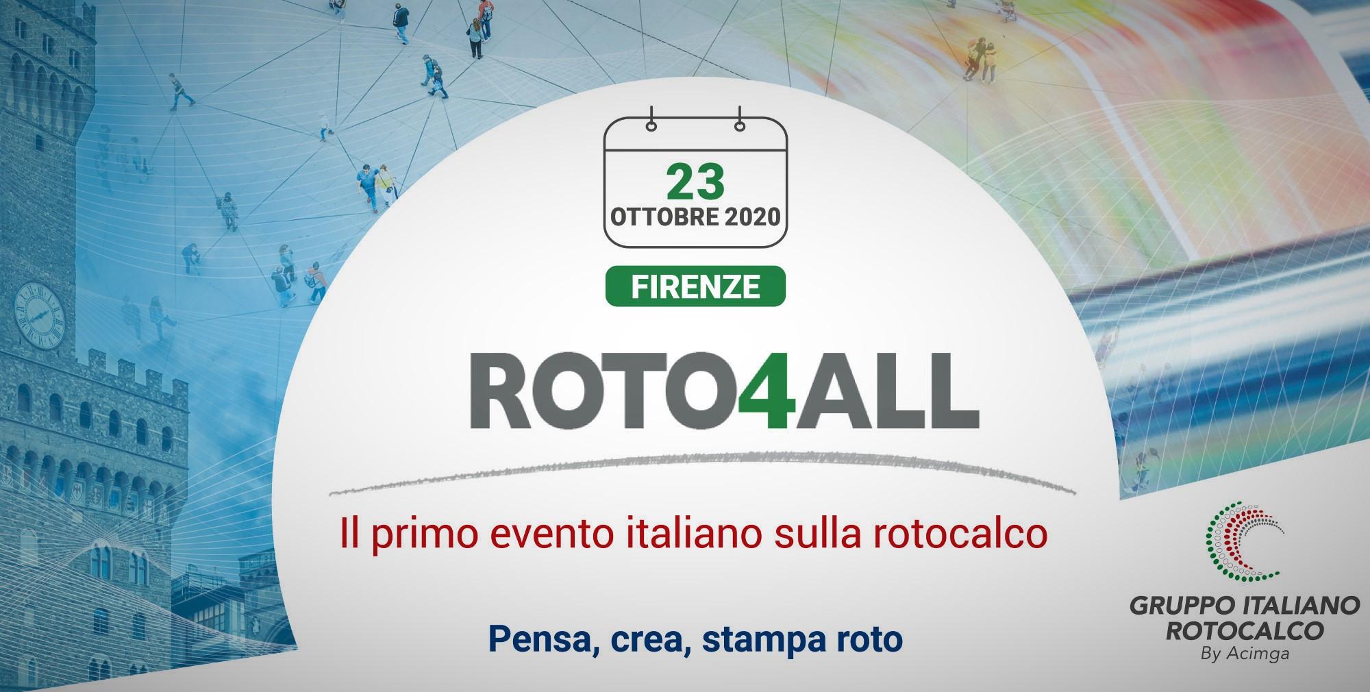 Aperte le iscrizioni a Roto4All di Firenze