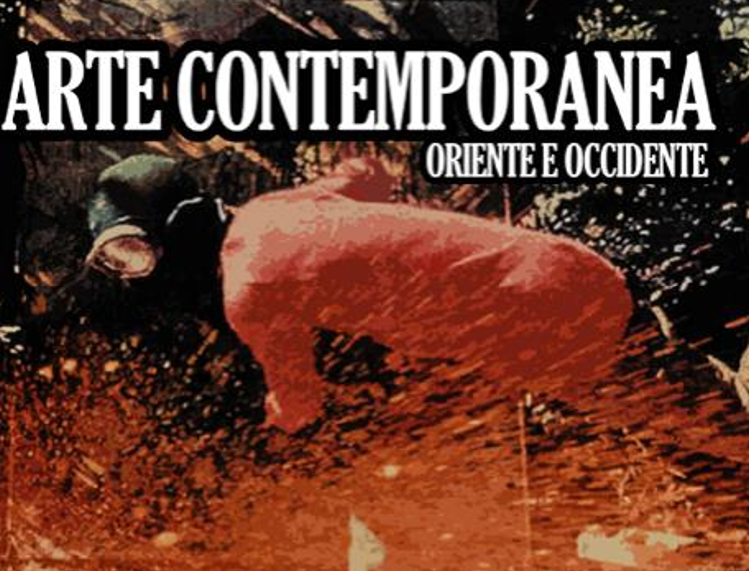 Arte contemporanea tra Occidente e Oriente