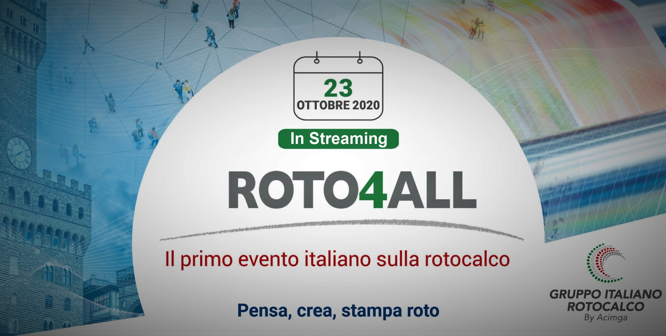Roto4All non si ferma e andrà in streaming