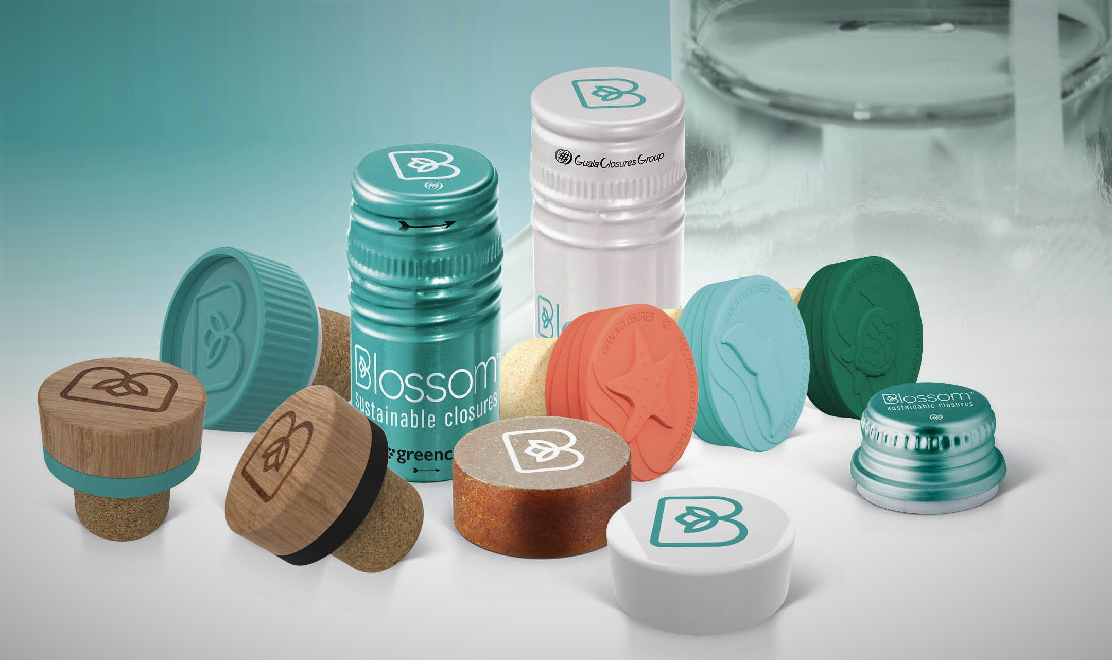 Packaging innovativo: nuove chiusure sostenibili