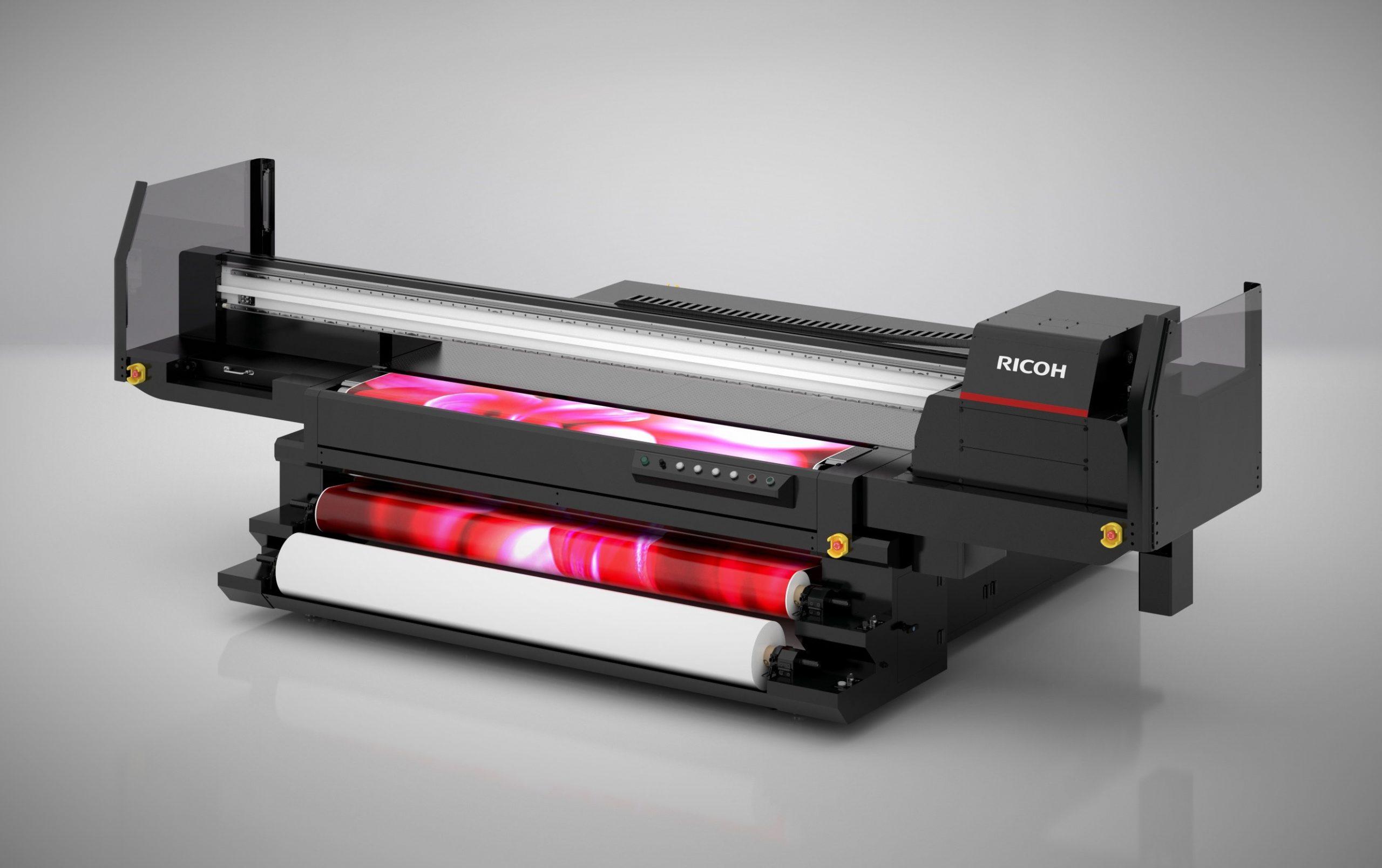 Stampa largo formato ad alta flessibilità