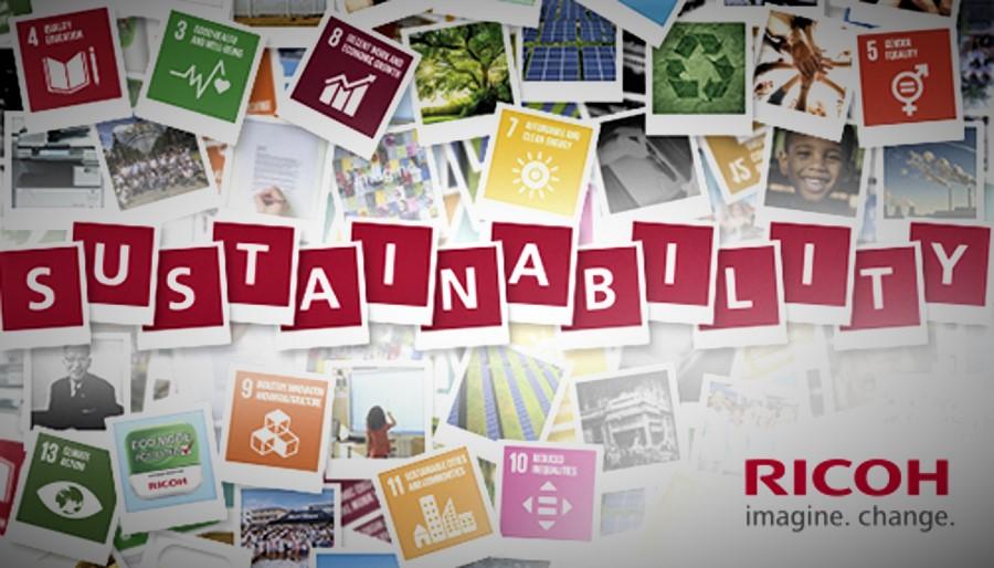 Sostenibilita Ricoh