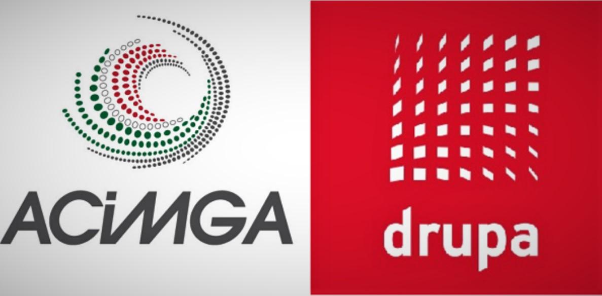 Acimga promuove le eccellenze italiane in drupa