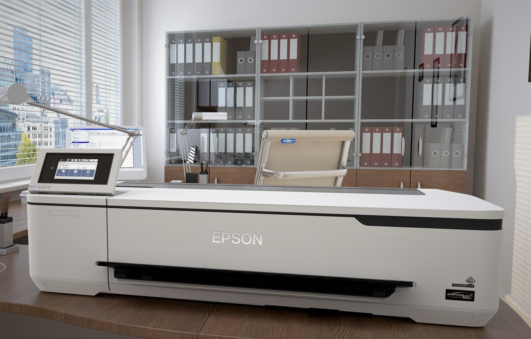 stampante EpsonSureColorSCT3100
