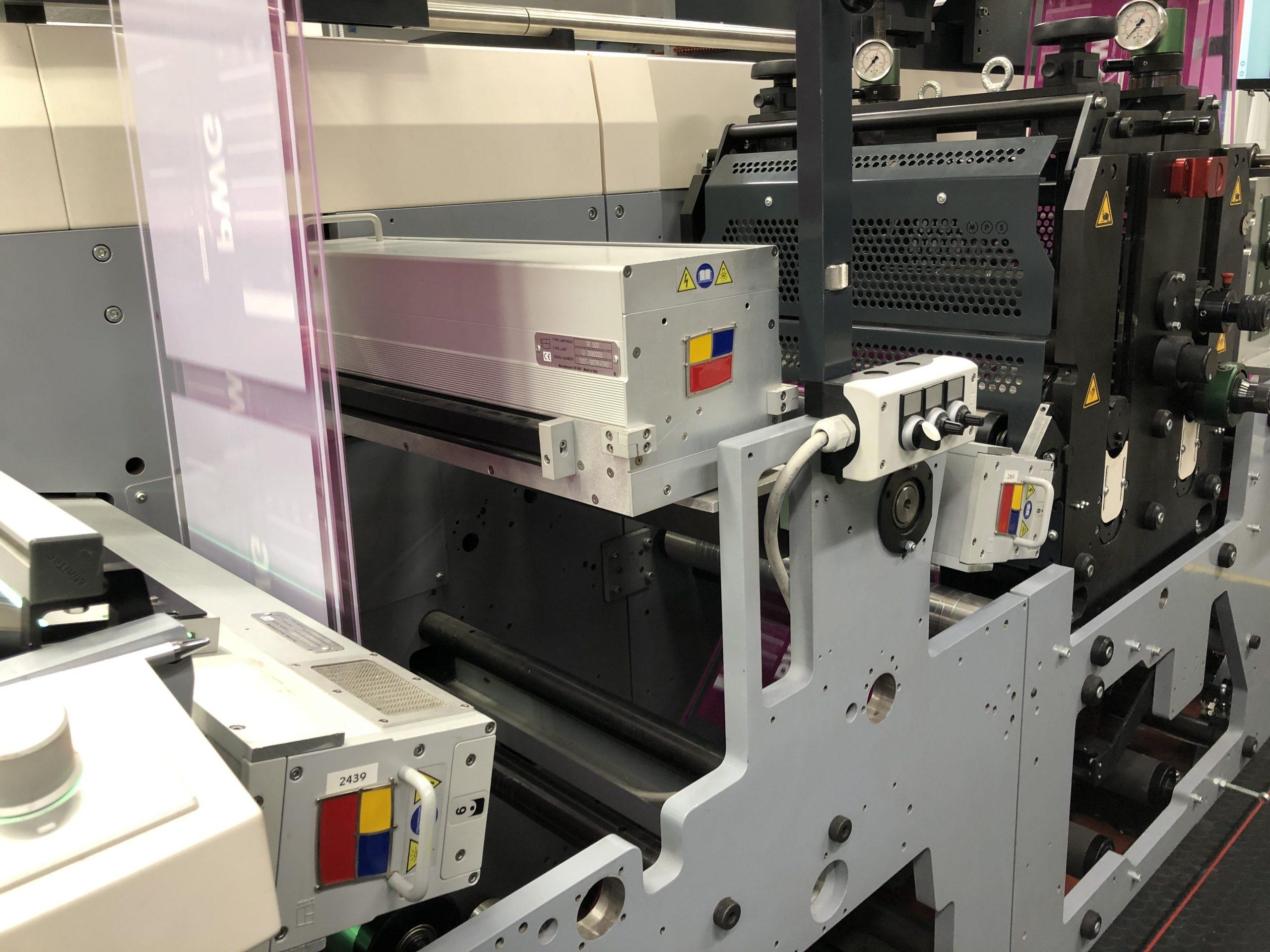 Multistampa UV Ray