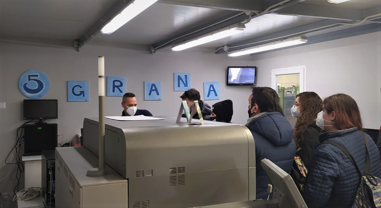 L'Accademia va in Tipografia