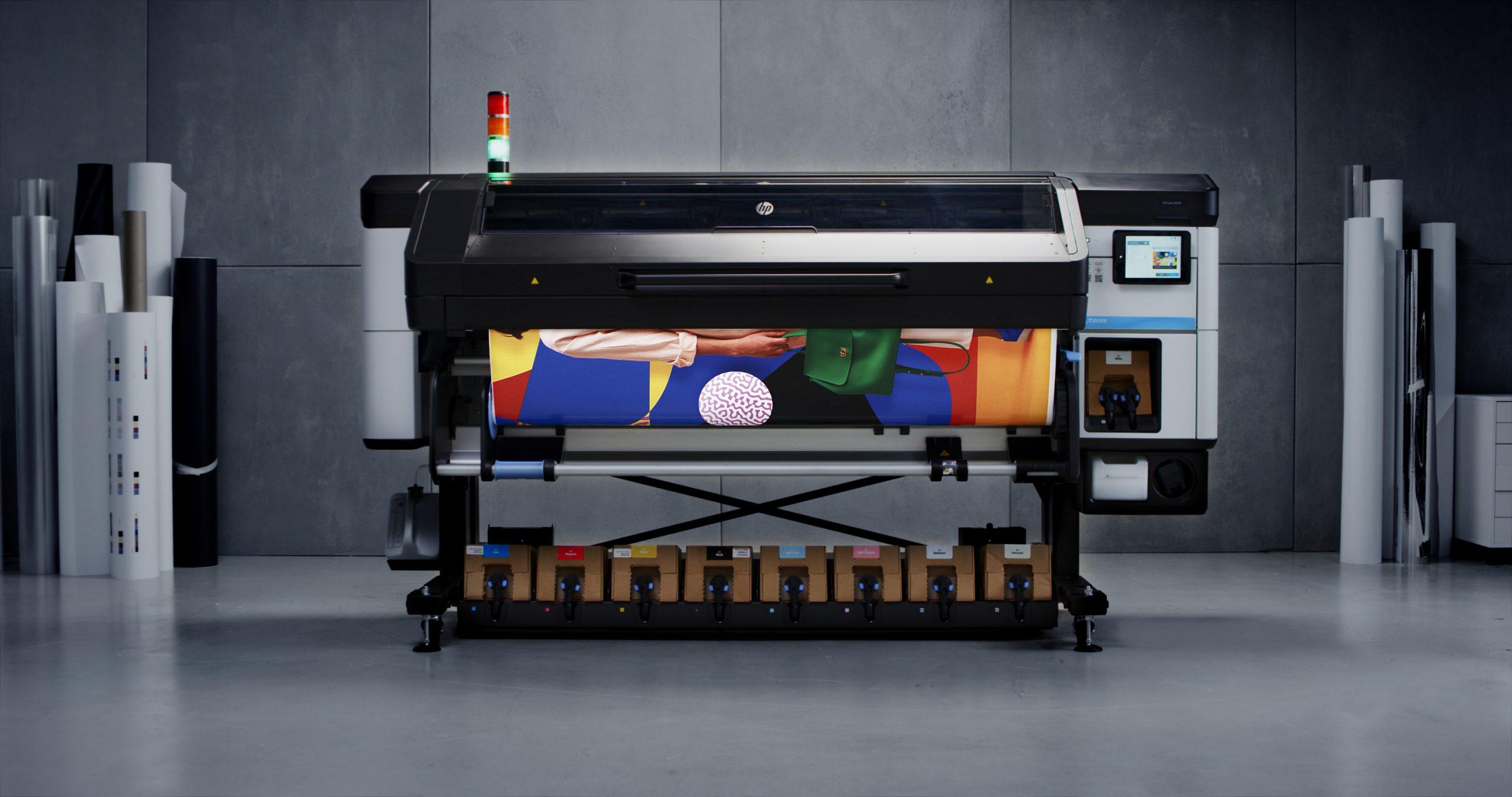 La HP Latex 800W