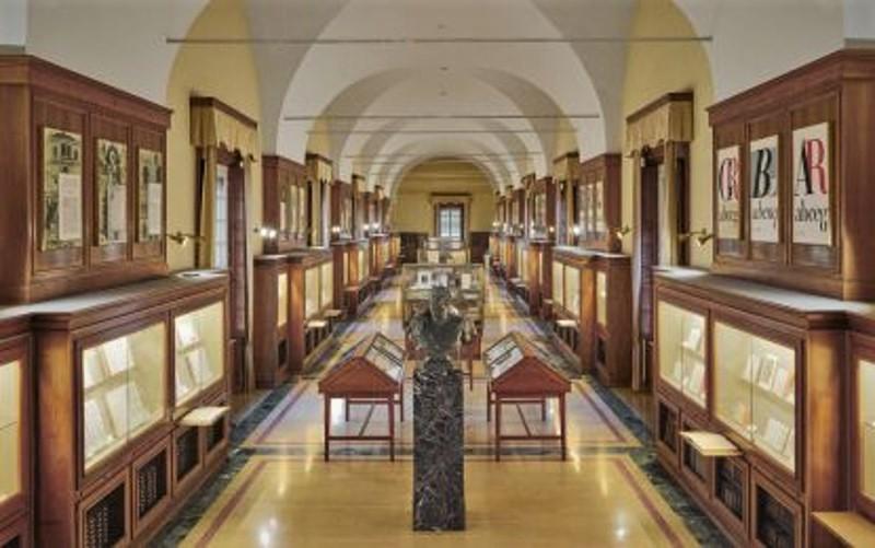 Il nuovo Museo Bodoniano a Parma