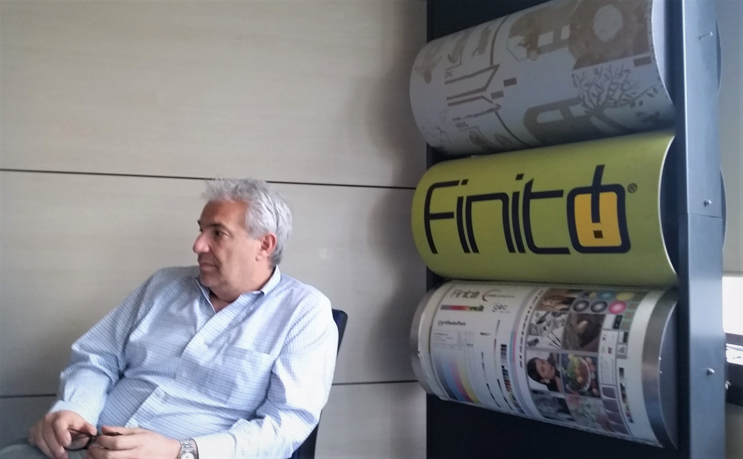 Roberto Levi Acobas CEO Printgraph