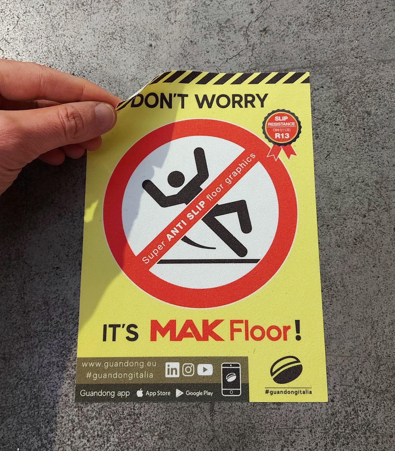 Mak Floor Guandong