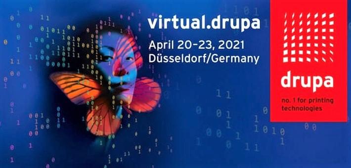 Al via la drupa virtuale