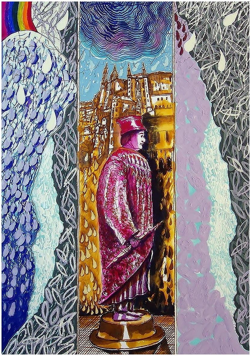 Mosaico - Omaggio a Urbino e il suo duca di Carlo Iacomucci