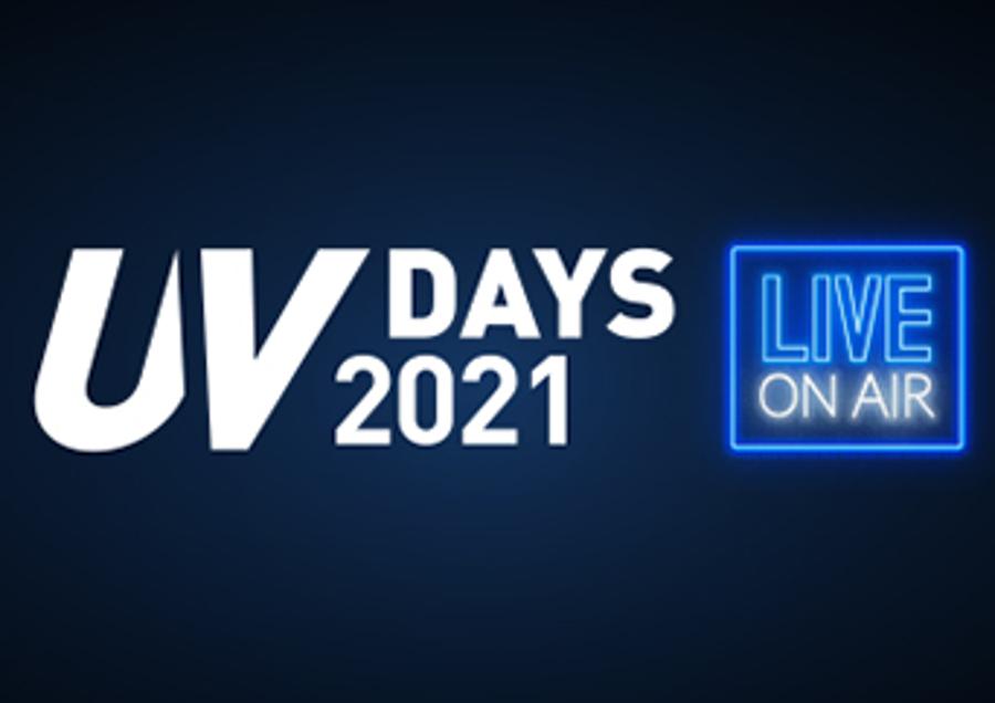 UV Days 2021 il punto sul trattamento UV