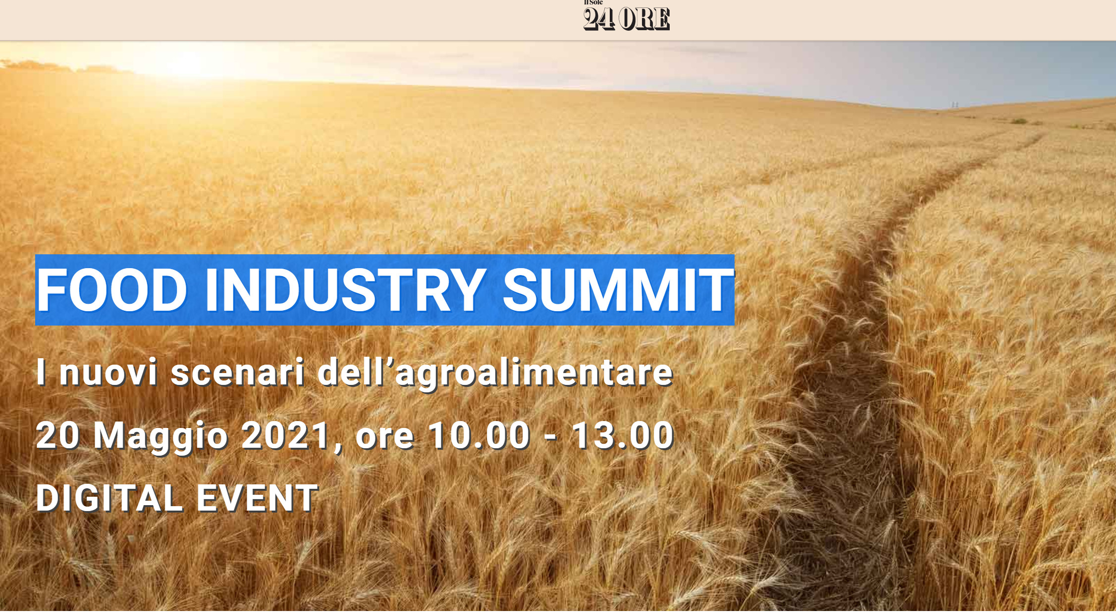 Food Industry Summit