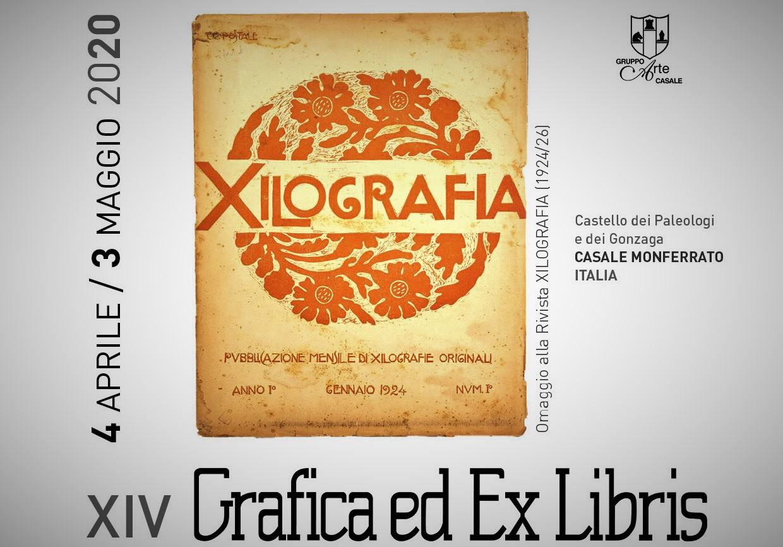 Ex libris dedicati a 'Xilografia' in mostra a Casale