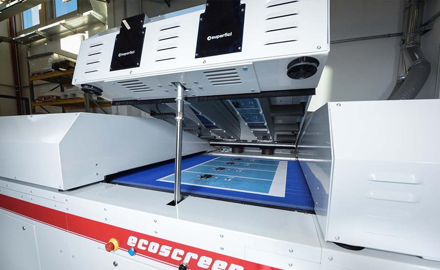 ecoscreen-forno asciugatura