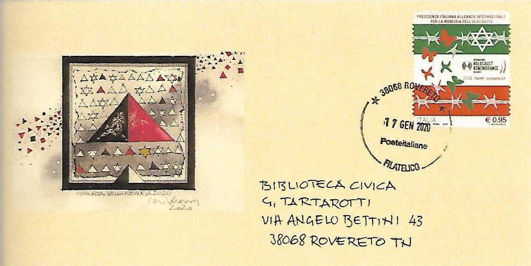 exlibris memoria Mariano Kavros