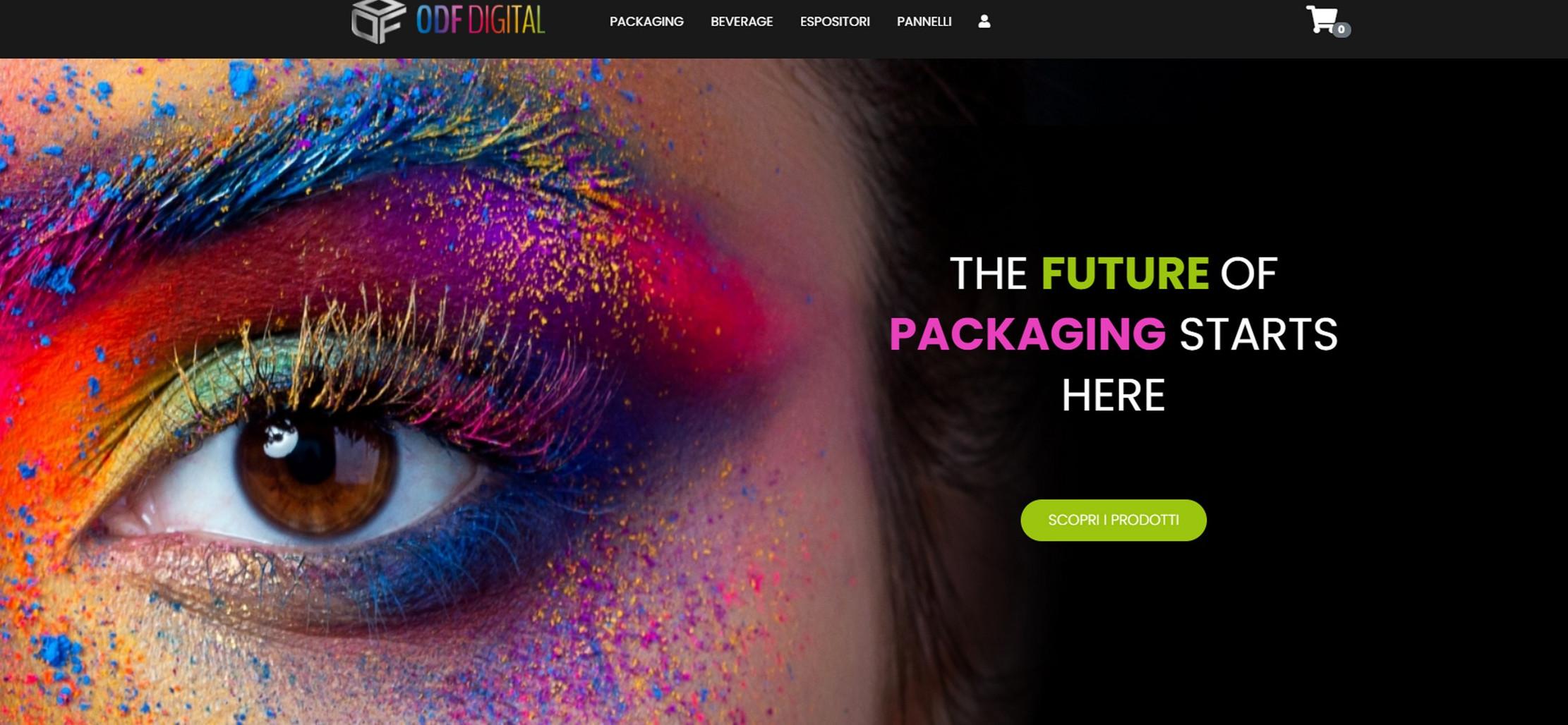 ODF Digital Durst packaging