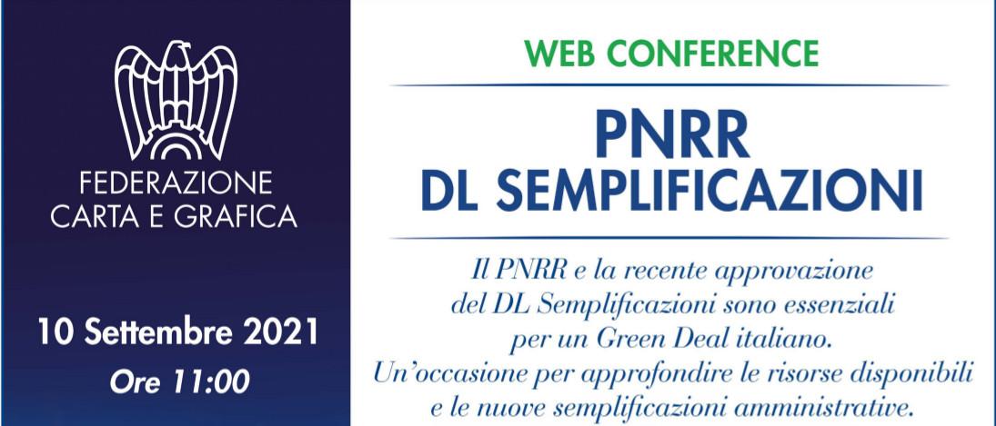 PNRR e DL semplificazioni per il mondo grafico