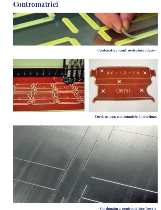 fabbricazione contromatrici