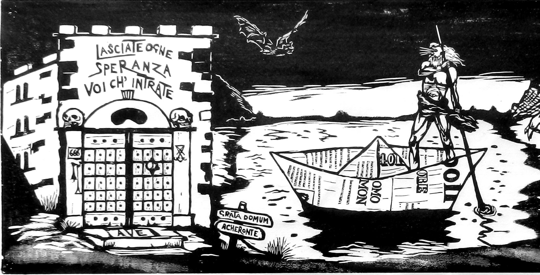 Demoni e mostri nella 'Comedia' di Dante