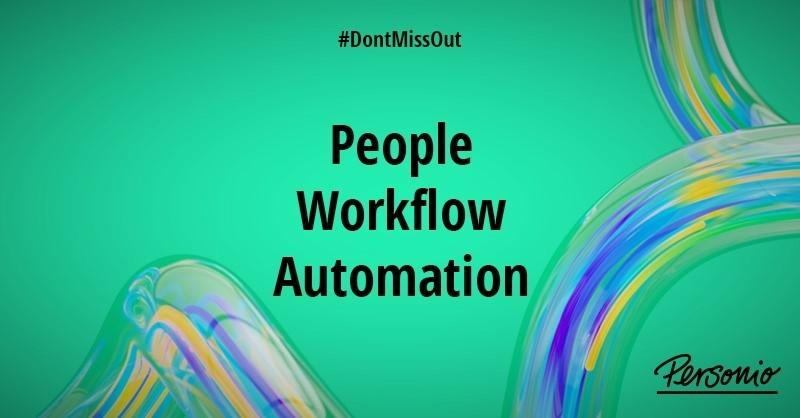 Personio lancia un nuovo software di Workflow